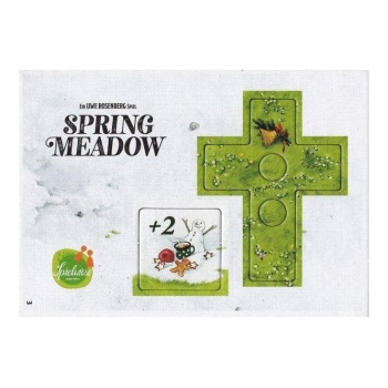 Brettspiel Advent Calendar 2018 - Spring Meadow Promo (Day 3)