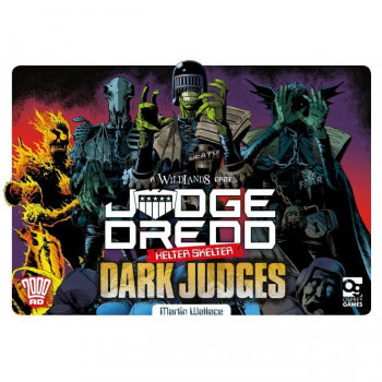 Judge Dredd: Helter Skelter - Dark Judges