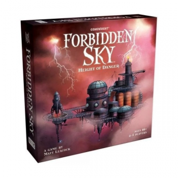 Forbidden Sky ***DAMAGED ITEM***