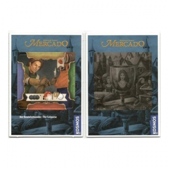 Brettspiel Advent Calendar 2018 - Mercado Promo (Day 14)