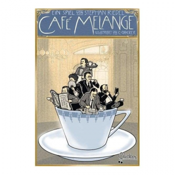 Cafe Melange ***DAMAGED ITEM***