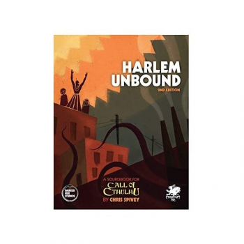 Call of Cthulhu: Harlem Unbound 2nd Edition