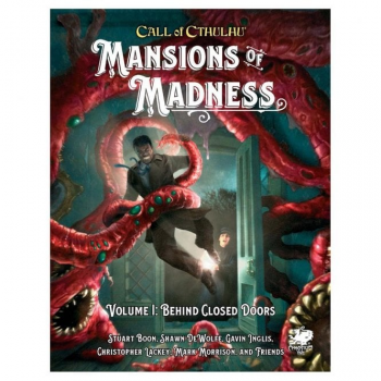 Call of Cthulhu: Mansions of Madness Vol. 1: Behind Closed Doors
