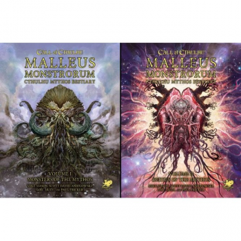 Call of Cthulhu: Malleus Monstrorum: Cthulhu Mythos Bestiary