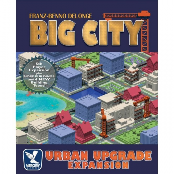 Big City: Urban City Upgrade Expansion ***DAMAGED ITEM***