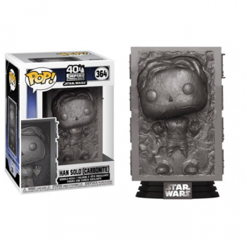 Pop! Star Wars 40th Anniversary The Empire Strikes Back - Han Solo (Carbonite) #364