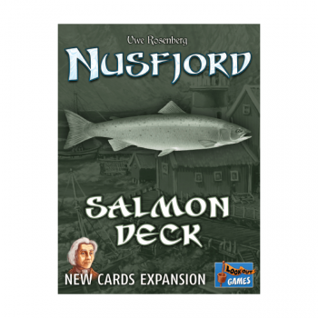 Nusfjord: Salmon Deck Expansion