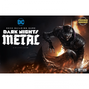 DC Comics Deck-Building Game: Dark Nights - Metal