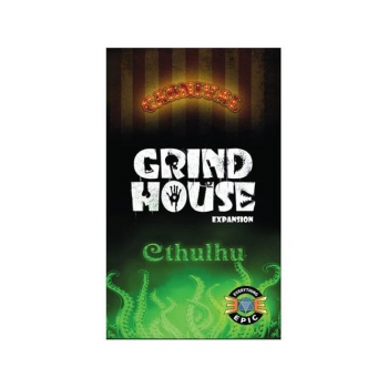 Grind House: Carnival and Cthulhu Expansion