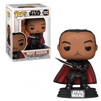 Pop! Star Wars: The Mandalorian - Moff Gideon #380