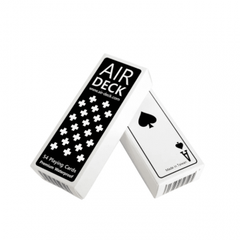 Air Deck - Plus Plus Playing Cards