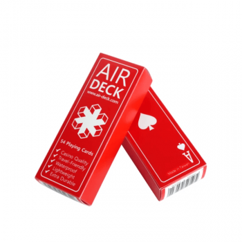 Air Deck - Red Playing Cards