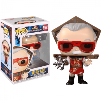 Pop! Thor Ragnarok - Stan Lee #655