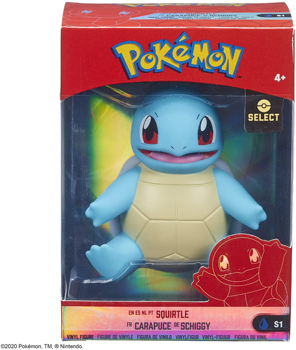 Pokemon - Squirtle Vinyl Figure