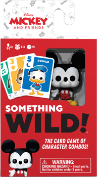 Something Wild - Mickey and Friends