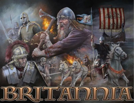 Britannia: Classic and New Duel Edition (Kickstarter edition)