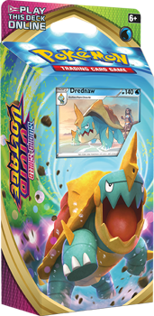 Pokemon Theme Deck : Drednaw - Sword and Shield Vivid Voltage