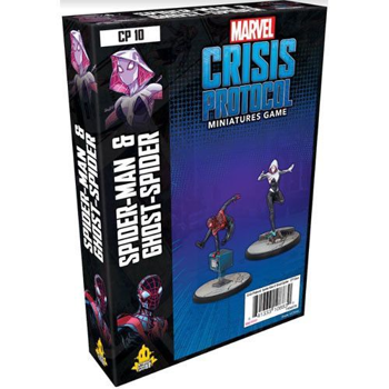 Marvel Crisis Protocol: Spider-Man and Ghost Spider