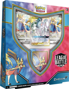Pokemon League Battle Deck: Zacian V