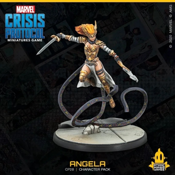 Marvel Crisis Protocol: Angela and Enchantress