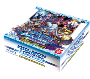 Digimon Trading Card Game: Special Booster Display Ver.1.0