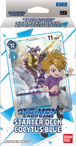 Digimon Trading Card Game: Starter Deck Cocytus Blue