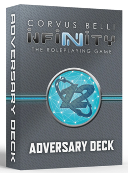 Infinity RPG: Adversary Deck