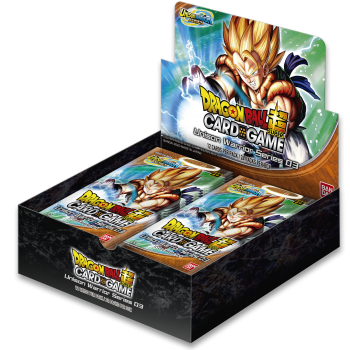 Dragon Ball Super Card Game - Unison Warrior Series Booster Box UW03 (B12)