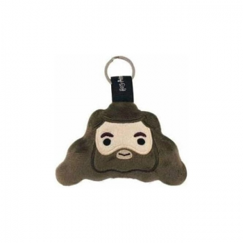 Harry Potter - 8cm Plush Chibi Keyring - Hagrid