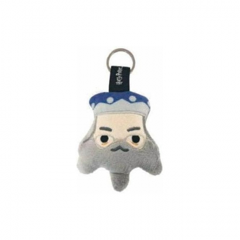 Harry Potter - 8cm Plush Chibi Keyring - Dumbledore