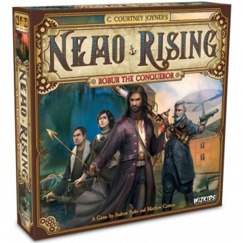 Nemo Rising - Robur the Conquereor