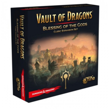 Vault of Dragons: Blessing of the Gods - Cleric Expansion Set