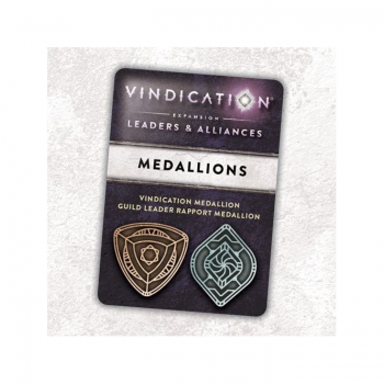 Vindication: Metal Threshold Medallions