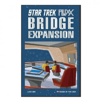 Fluxx - Star Trek Bridge Expansion