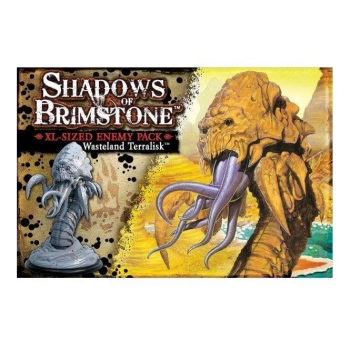Shadows of Brimstone: Wasteland Terralisk - XL Enemy Pack