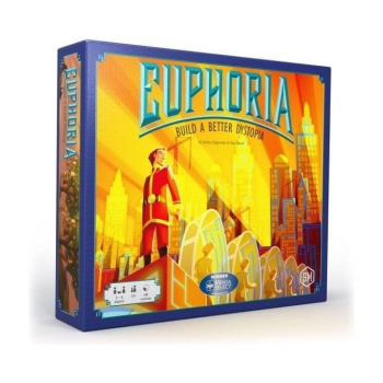 Euphoria - Build a Better Dystopia (With Game Trayz Insert)
