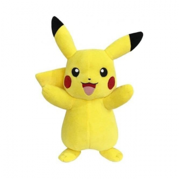 Pokemon Toy - 8 Inch Pikachu Plush