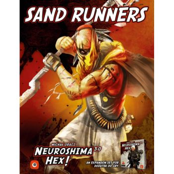 Neuroshima Hex 3.0 : Sand Runners