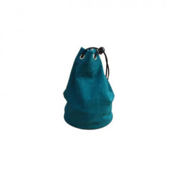 CNChess Drawstring Chess Pieces bag - Locking Grasp - Teal