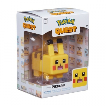 Pokemon Quest - Pikachu Vinyl Figure