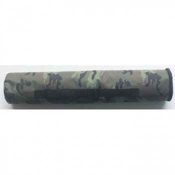Quiver Style Chess storage canvas bag with strap - Camo Green