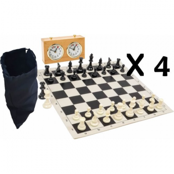Chaos Special - Chess Tournament Starter Kit