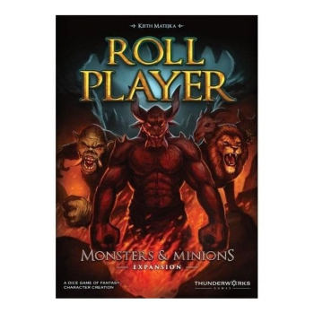 Roll Player : Monsters and Minions Expansion