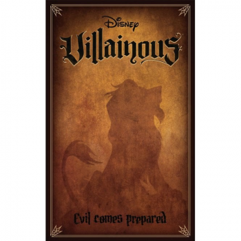 Villainous: Evil Comes Prepared Expansion