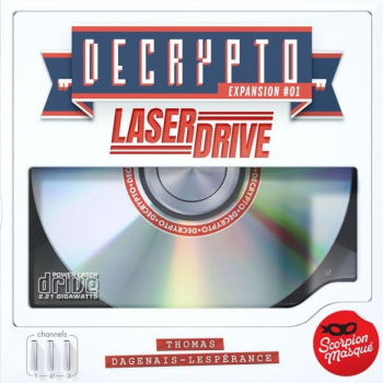 Decrypto: Laser Drive Expansion #1