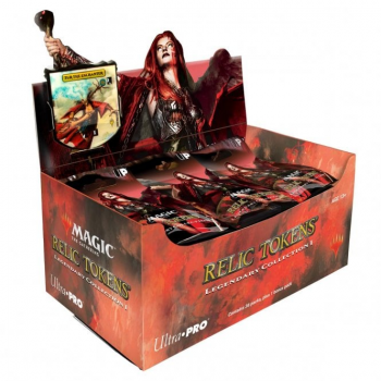 Magic: The Gathering Relic Tokens Legendary Collection BOX (36 packs)