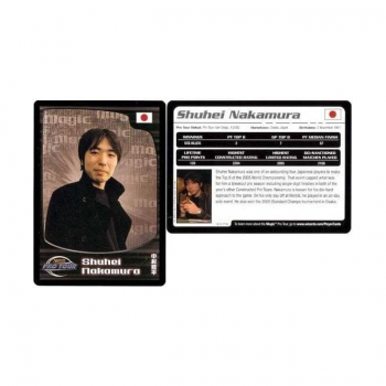 Magic the Gathering : PRO PLAYER 2006 18/30 : Shuhei Nakamura
