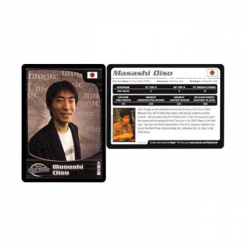 Magic the Gathering : PRO PLAYER 2006 21/30 : Masashi Oiso