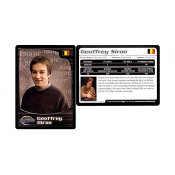 Magic the Gathering : PRO PLAYER 2006 26/30 : Geoffrey Siron