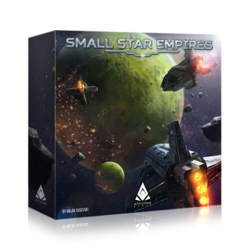 Small Star Empires: 2nd Edition